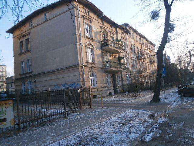 ul. Bydgoska 84/ściana budynku