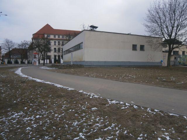 ul. Gagarina 212-216/ściana budynku