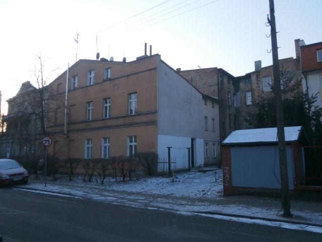 ul. Klonowica 27/ściana budynku