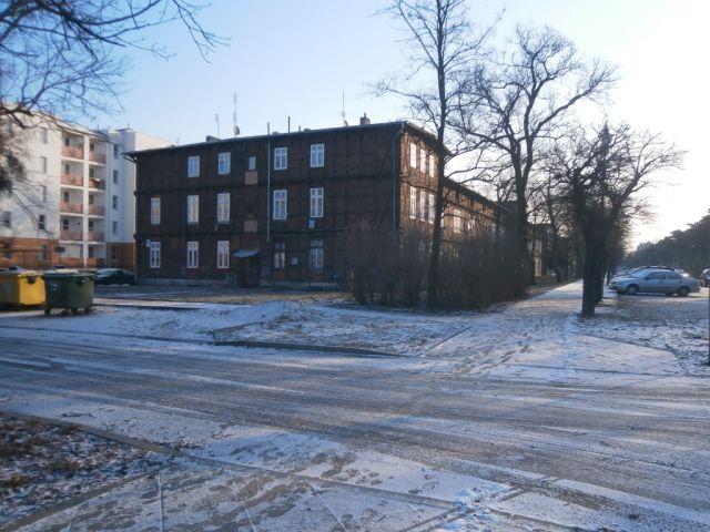 ul. Mickiewicza 148/teren