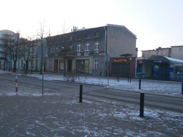 ul. Mickiewicza 73/ściana budynku